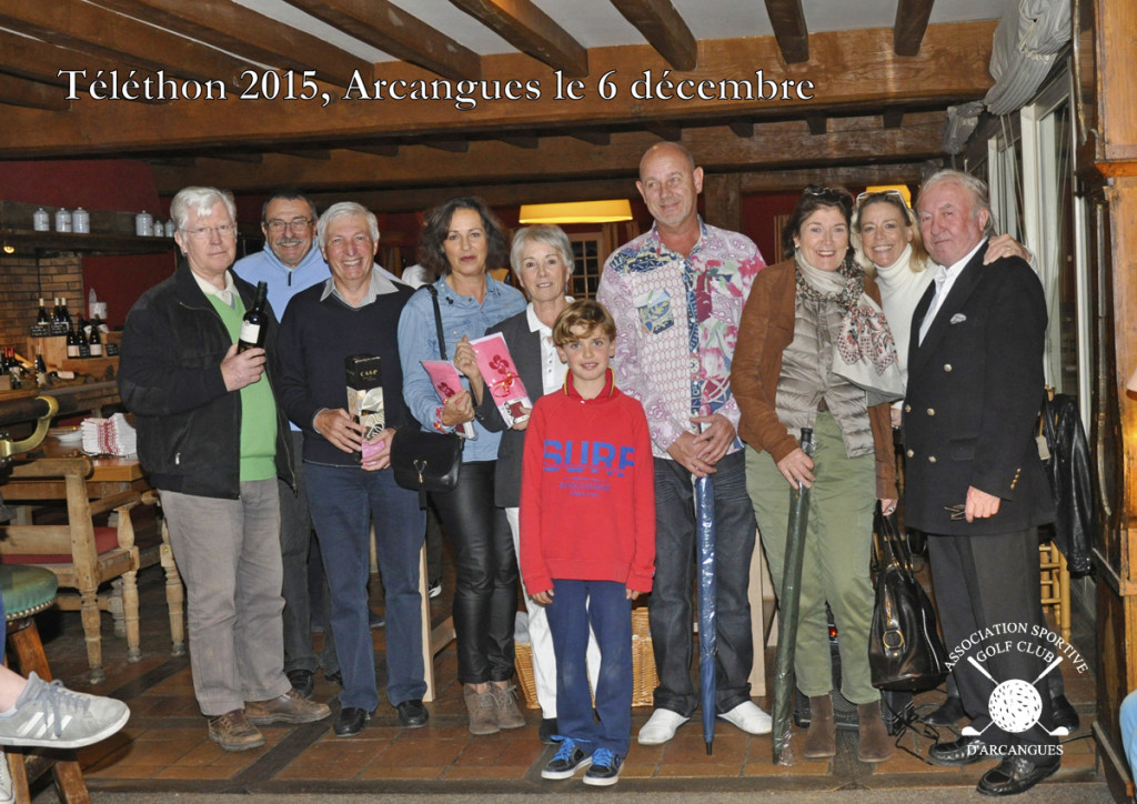 Gagnants Téléthon 2015 web