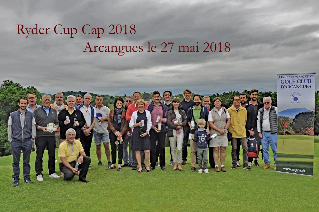 Ryder Cup Cap 2018
